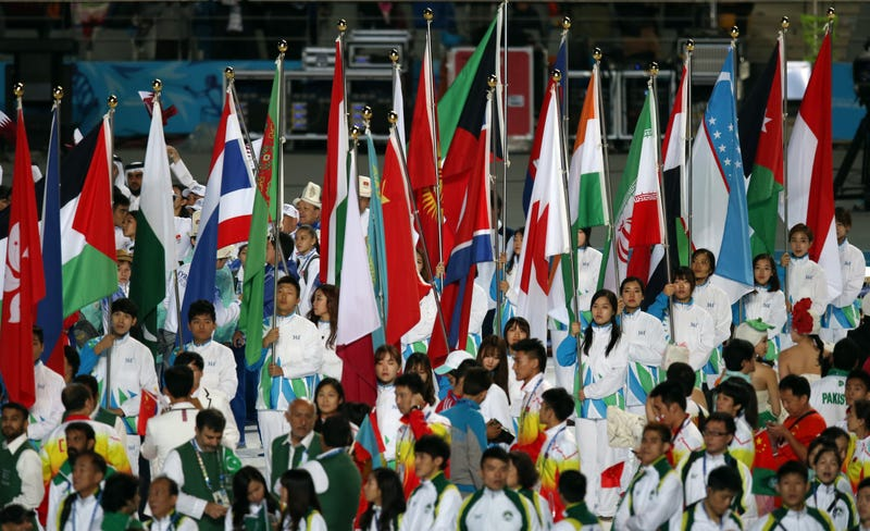 The  Asian Games Via Republic Of Korea Flickr