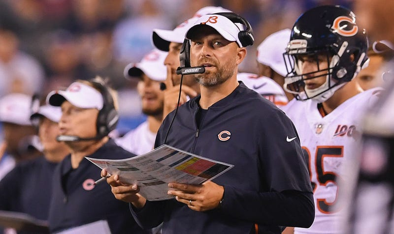 Illustration for article titled It Is Hazardous To Be A Bears Kicker Under Matt Nagy