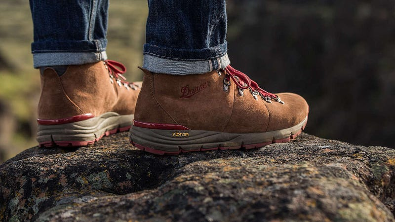 6e418920b Danner Mountain 600: The Most Comfortable Hiking Boots We've Worn So ...