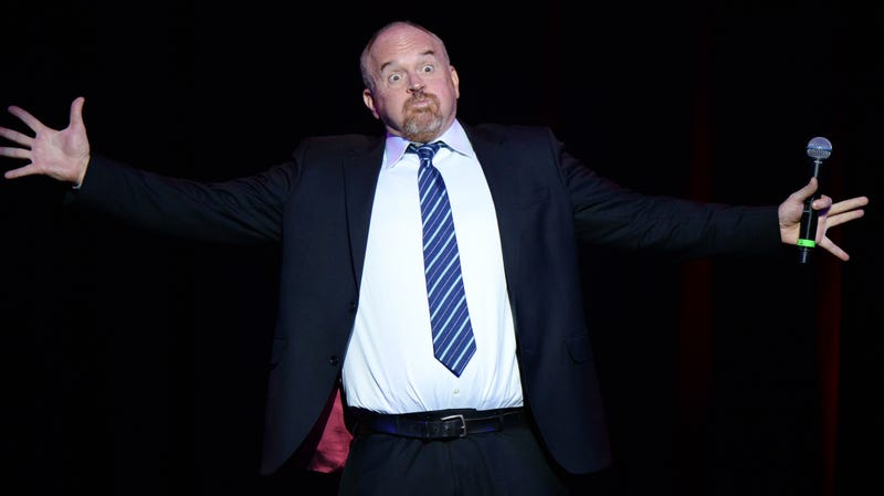 Illustration for article titled Louis C.K. Is Back, Baby!