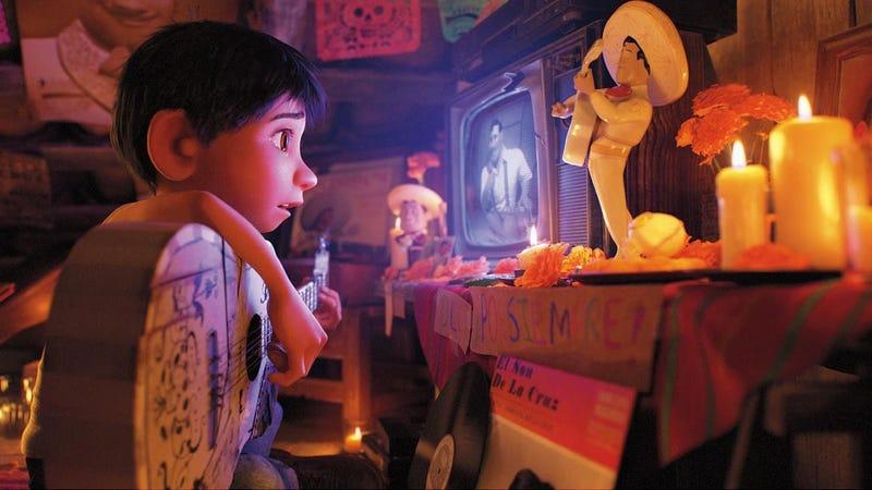 Coco audio e testo delle canzoni italiane del cartoon pixar