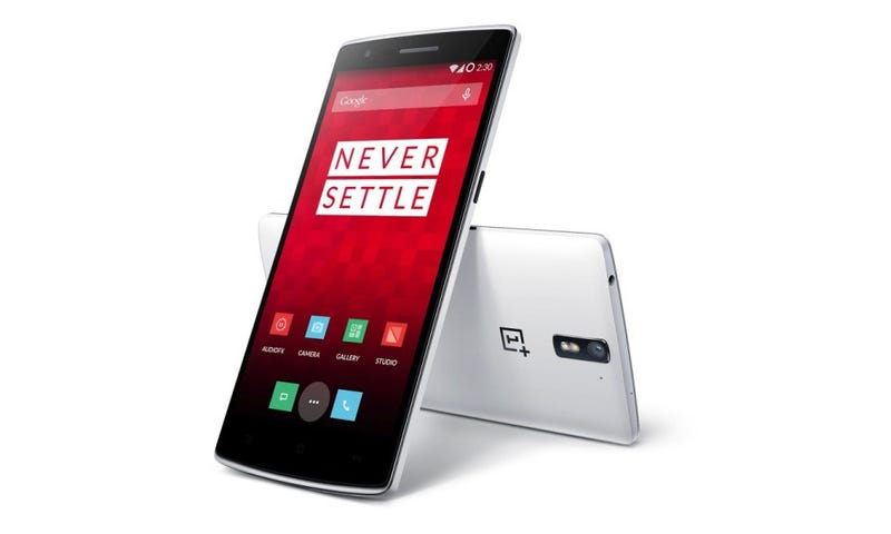 Illustration for article titled El smartphone OnePlus One con CyanogenMod ya es oficial