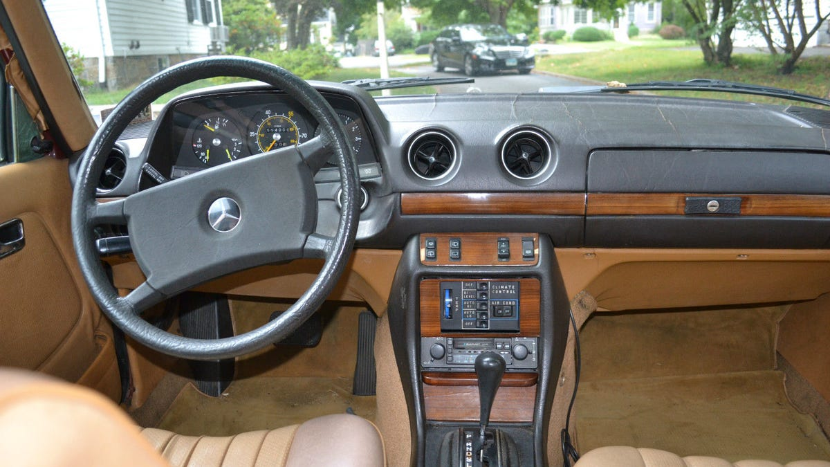 Is $3,500 for this 1980 Mercedes Benz 300TD Anything To