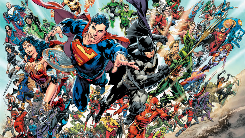 Every Major Revelation In Dc Comics Rebirth Special