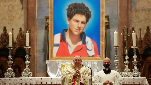 Catholic Church Sets 15-Year-Old Programmer on the Path to Sainthood
