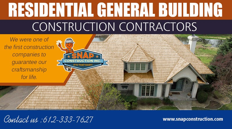 Illustration for article titled Residential General Building Construction Contractors