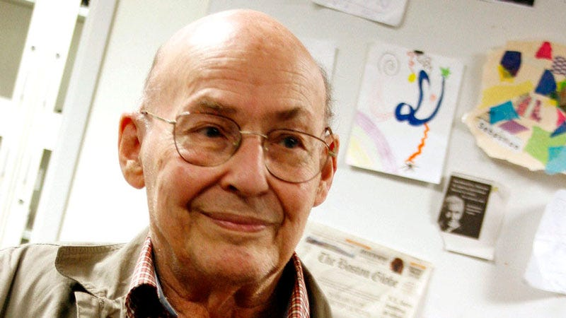 Illustration for article titled Artificial Intelligence Pioneer Marvin Minsky Dies at 88