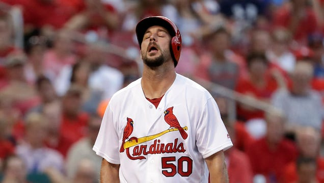 The Cardinals Lost Their 59th Game
