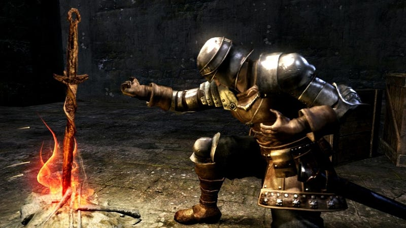 """Illustration for article titled """"This is Crap,"""" Sony's Chief of Development Said, After First Playing Demon's Souls"""