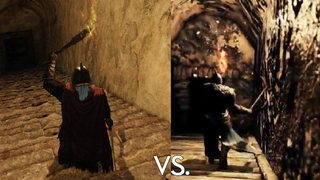 Illustration for article titled Yes, Dark Souls II Looks Different Than It Did Last Year