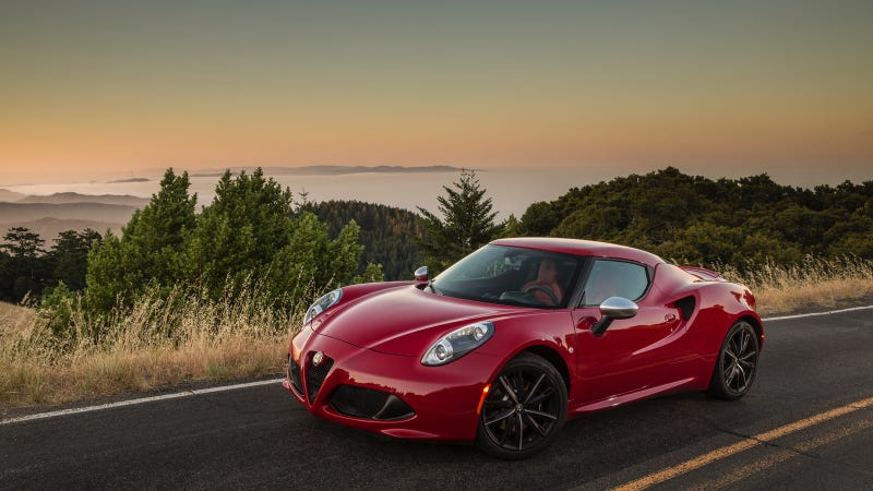 Illustration for article titled Alfa Romeo 4C: The Ultimate Buyer's Guide