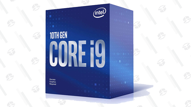 Grab an Intel Core i9 Processor for $365 and Make Your PC Too Powerful