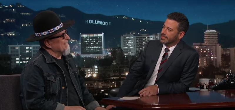 Bobcat Goldthwait, Jimmy Kimmel