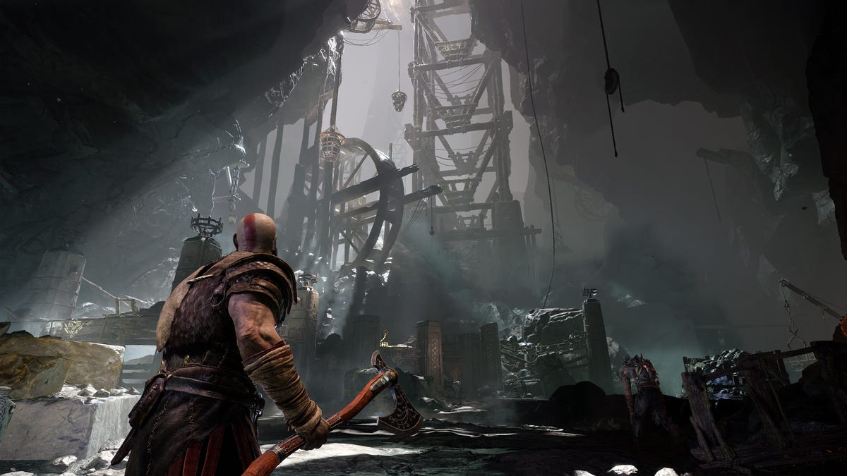 God Of War: The Kotaku Review