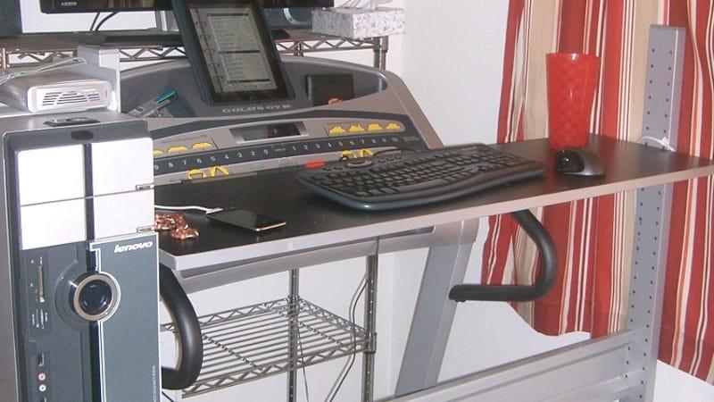 Ikea Jerker Do It Yourself Treadmill Desk
