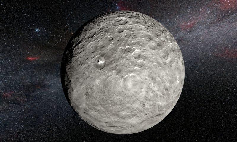 Image Credit: ESO/L.Calçada/NASA/JPL-Caltech/UCLA/MPS/DLR/IDA/Steve Albers/N. Risinger