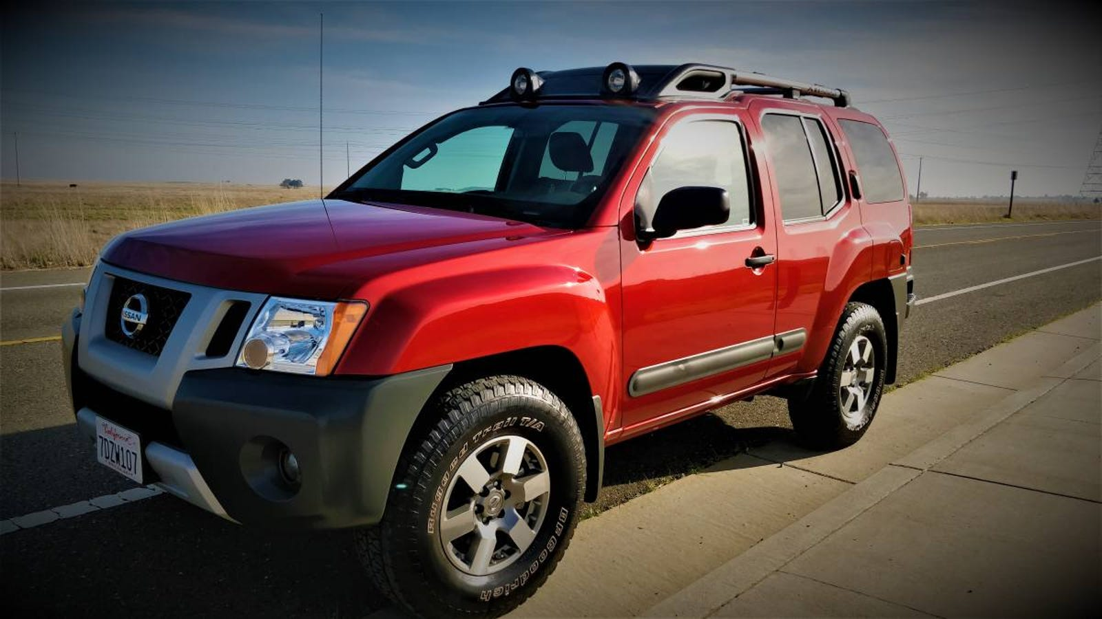 at 26 990 could this 2014 nissan xterra pro 4x prove far from x tinct. Black Bedroom Furniture Sets. Home Design Ideas