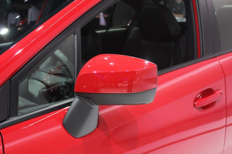 Charmant New Cars With Door Mounted Mirrors