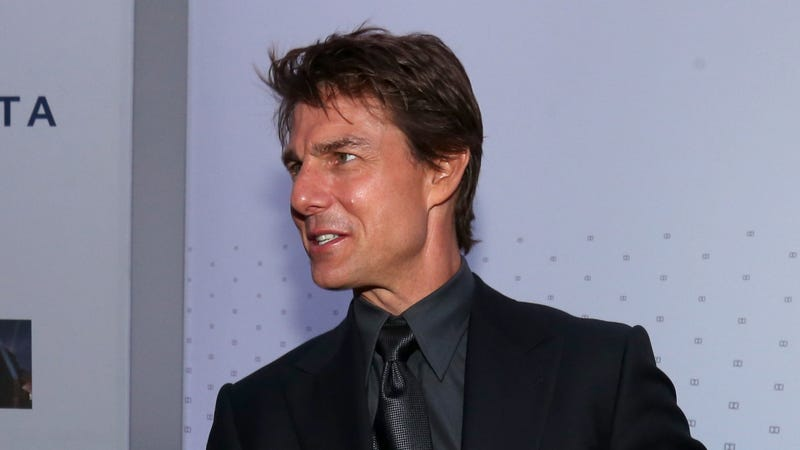 Illustration for article titled Tom Cruise Admits He Didn't See Suri for 110 Days After the Divorce