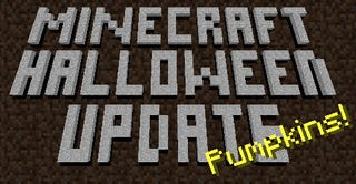 Illustration for article titled Minecraft Adds Pumpkins, Scary Depths To Big Halloween Update