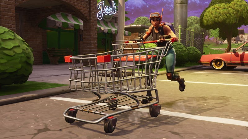 Illustration for article titled Fortnite's Shopping Cart Woes: A Timeline