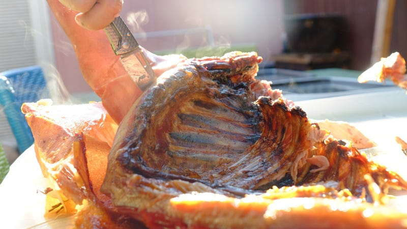 how to cook elk roast on the bbq