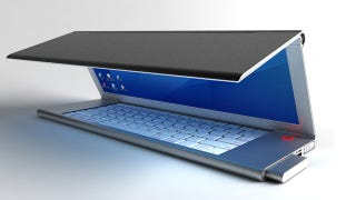 Illustration for article titled Would You Rather Use an Origami Laptop or a Tablet?