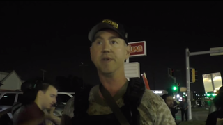 Ferguson's Most Visible Oath Keeper Just Quit and Started a Splinter Group