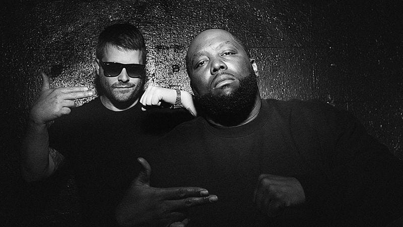 Illustration for article titled Run The Jewels announce additional U.S. tour dates