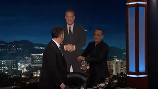 Jimmy Kimmel, Tom Hanks, Tom Hanks