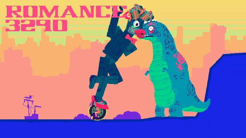Illustration for article titled Save The World By Building The Perfect Date For A Rampaging Monster