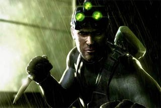 Illustration for article titled Splinter Cell's Director Sneaks Into LucasArts
