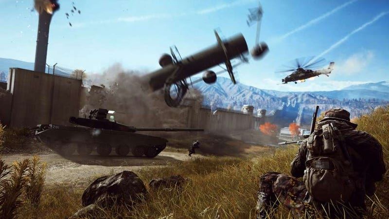Illustration for article titled Battlefield 4 For PC Is Free Until August 14