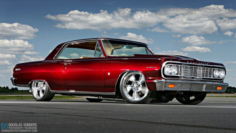 Illustration for article titled Would You Save This Pro Touring '64 Chevelle From Life In A Garage?