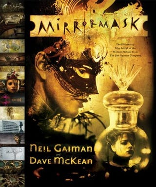 Illustration for article titled I just watched MirrorMask, by Neil Gaiman and the Jim Henson Company and others.