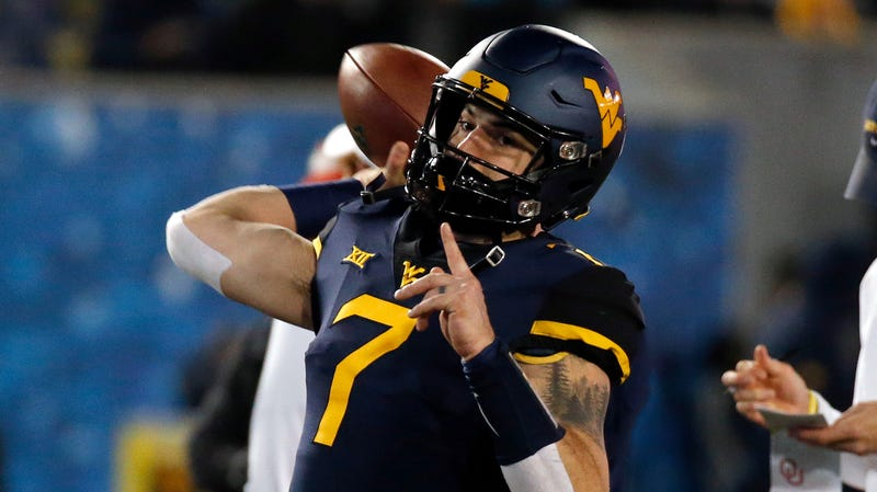 Illustration for article titled Will Grier To Skip Meaningless Exhibition Game And Focus On 2019 NFL Draft Instead
