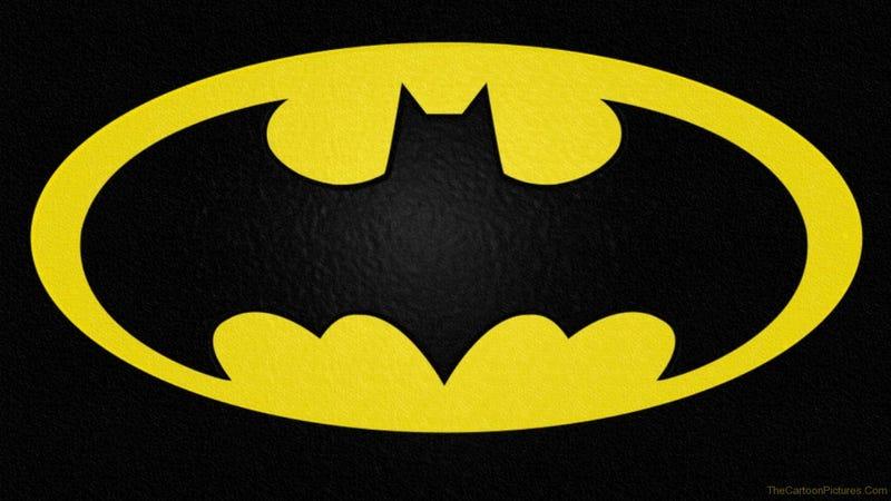 Illustration for article titled A Batman-címerre más is hitte, hogy nagy sárga fogakat ábrázol?