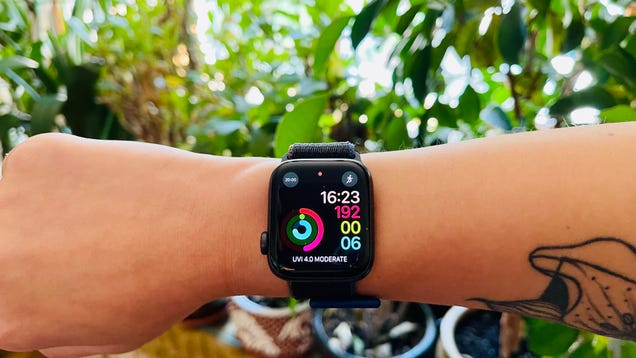Apple Watch Series 7 May Be Getting a Size Bump, and I m Upset