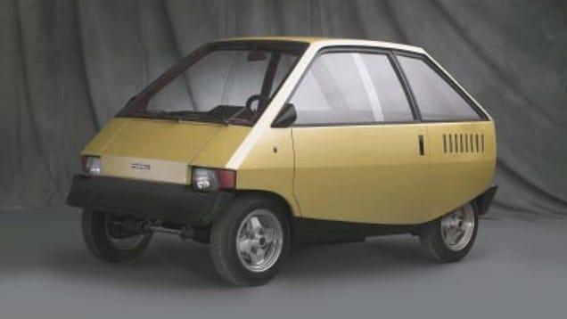 Ghia Manx Ford Concept Car