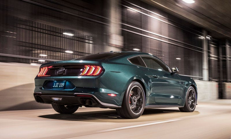 Illustration for article titled The 2019 Ford Mustang Bullitt Lets You Pretend To Be Steve McQueen For $46,595