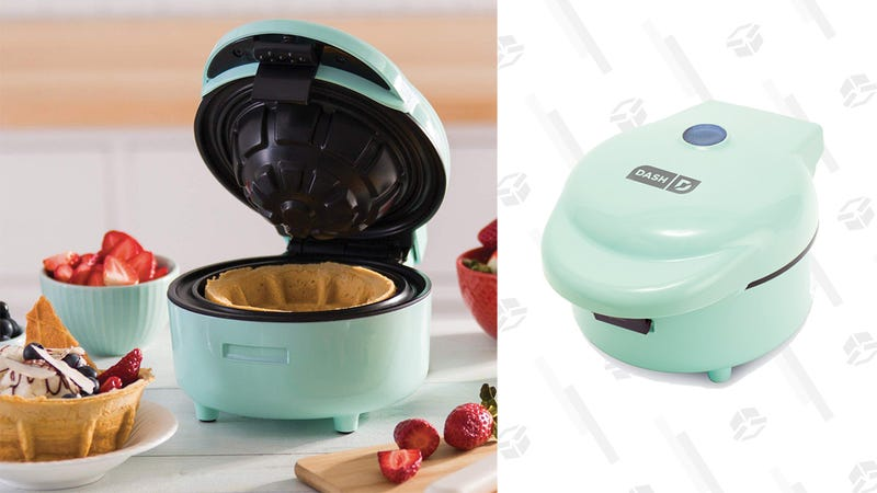 DASH Waffle Bowl Maker | $15 | Amazon