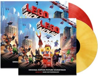 Illustration for article titled The Lego Moviesoundtrack to be released as a double LP