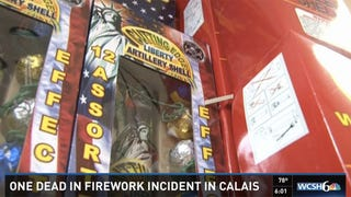 Man Dies Instantly After Launching Firework From Top of Head
