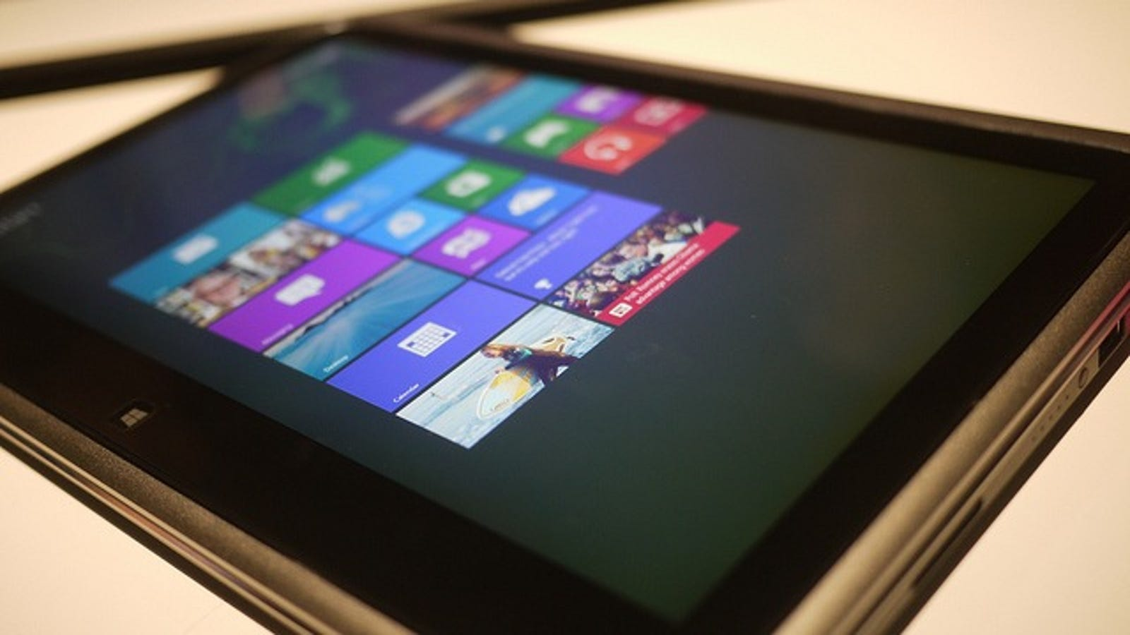 Install Android on a Windows 8 Tablet