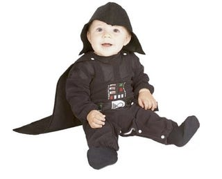 Illustration for article titled Forget Football: My Kid Is Growing Up To Be A Sith Lord