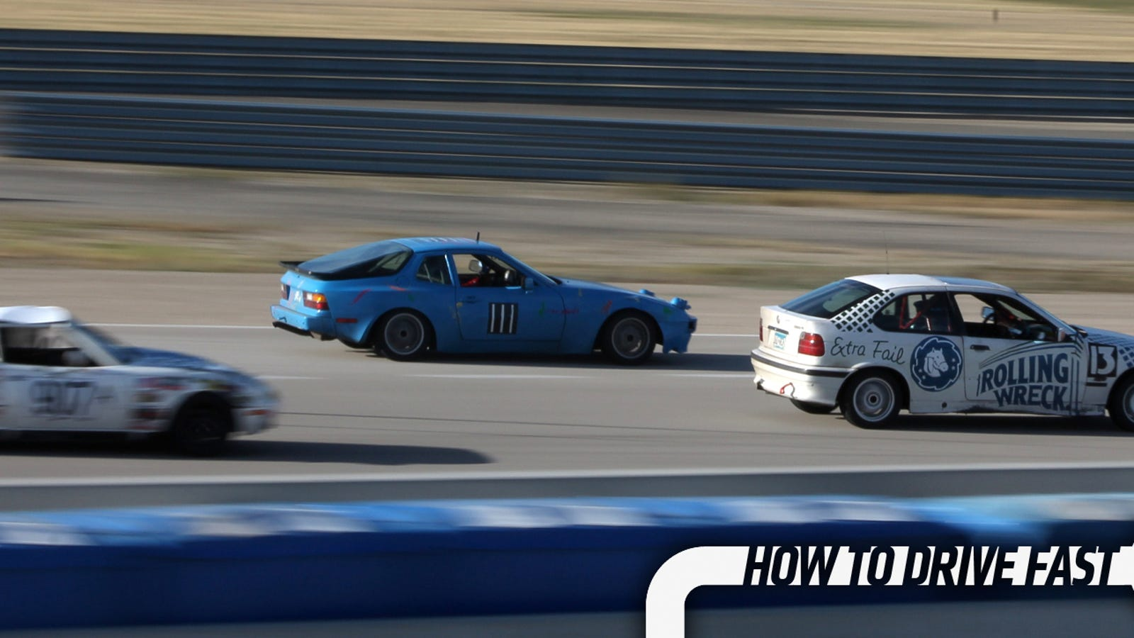 How To Race On A Track You\'ve Never Driven Before Without Crapping ...
