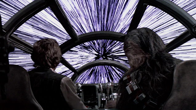 Star Wars' Hyperspace Explained