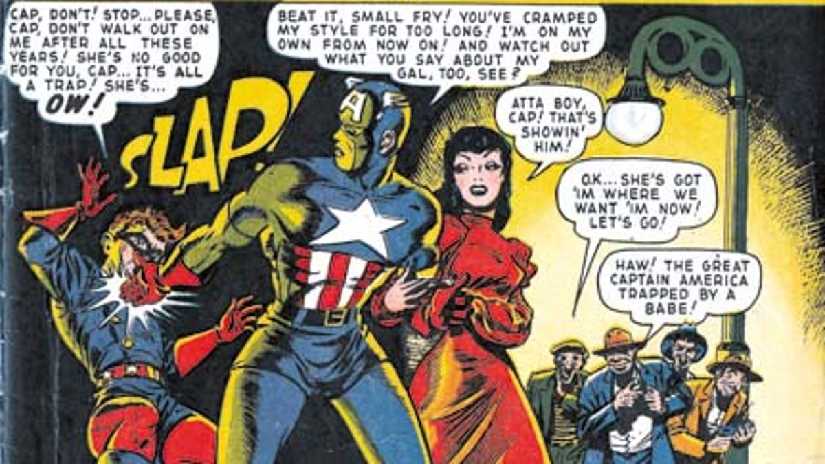 8 Times Captain America Had Bizarre and Embarrassing Dilemmas