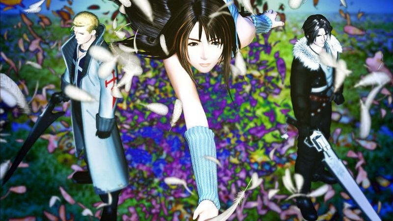 Illustration for article titled What Final Fantasy VIII gets right about the details of teenage life