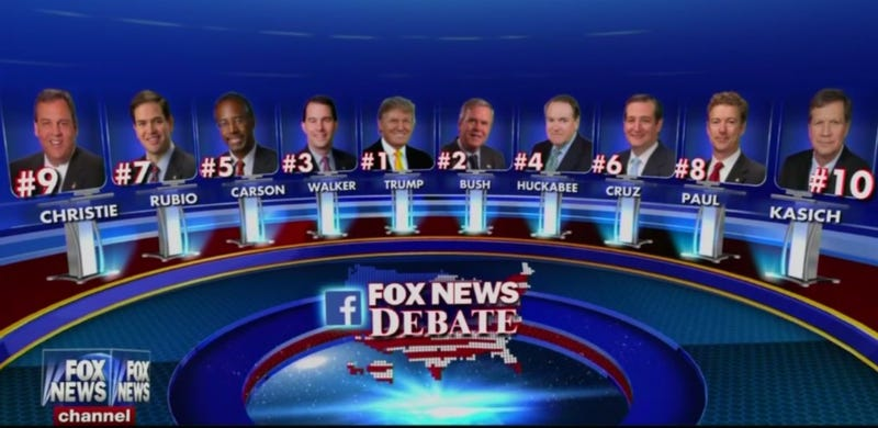 0814fce6537 Facebook Is Hosting the Republican Debate, So Why Can't We Watch Online?